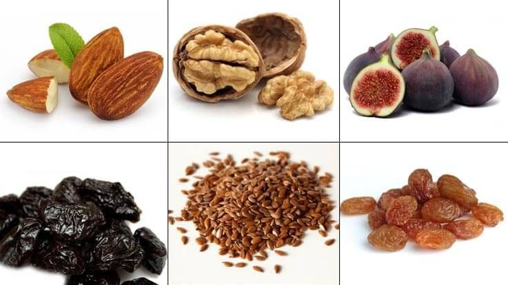 Why You Should Feed Your Child Dried Fruits Nuts and Seeds