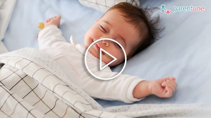 5 Tips to Ensure Child Sleeps Well What to Do If Resists