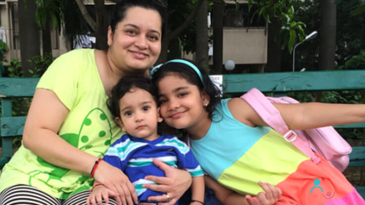 How I Got Hold of a Temper Tantrum and Teary Situation A Mom Reveals