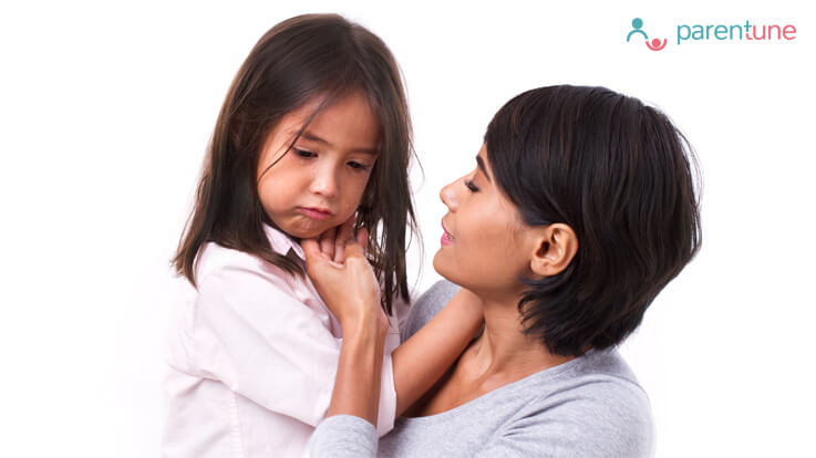 6 Ways to emotion coach your child