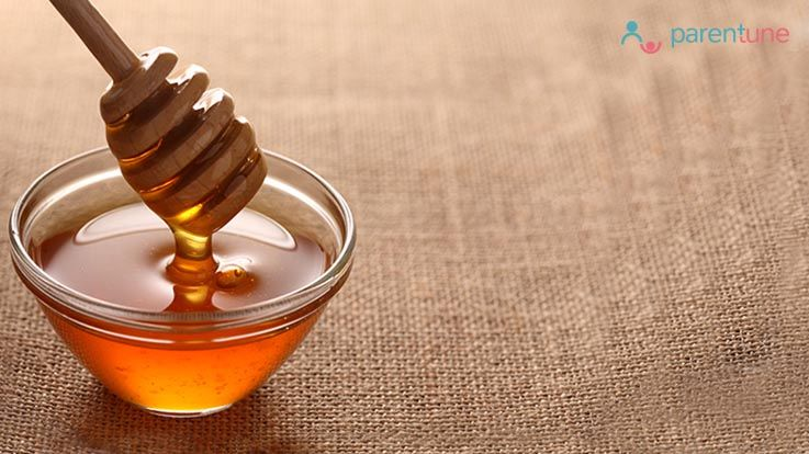 Parentune - 7 Benefits Of Eating Honey During Pregnancy
