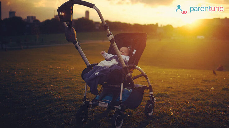 7 steps to buy the perfect pram