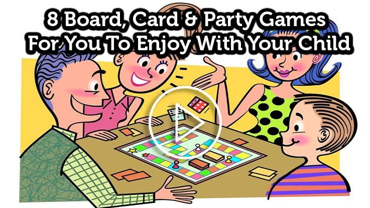 8 Board Card Party Games For You To Enjoy With Your Child
