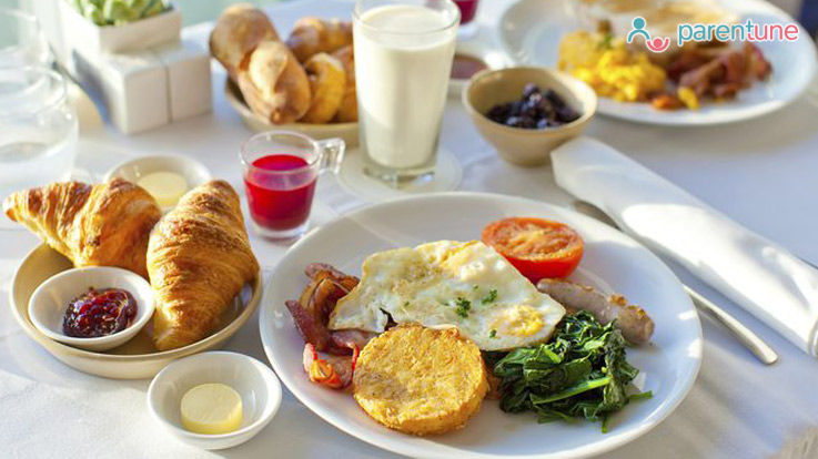 8 Breakfast Food Ideas During Exams