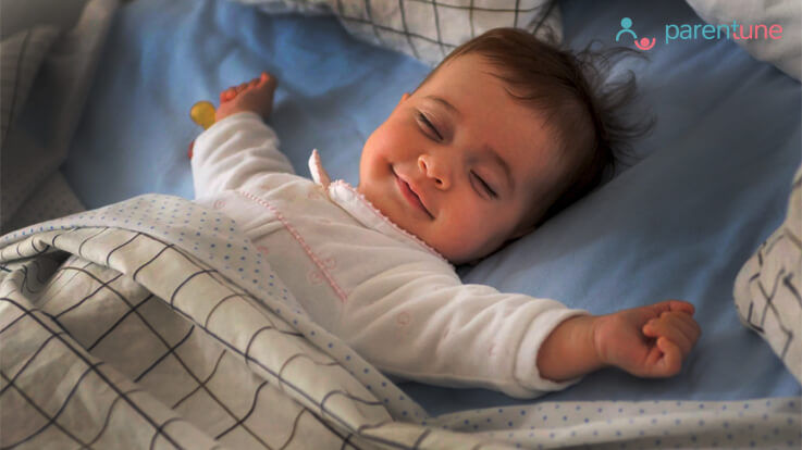 How To Get Your Baby Sleep Through The Night Follow 8 Easy Tips