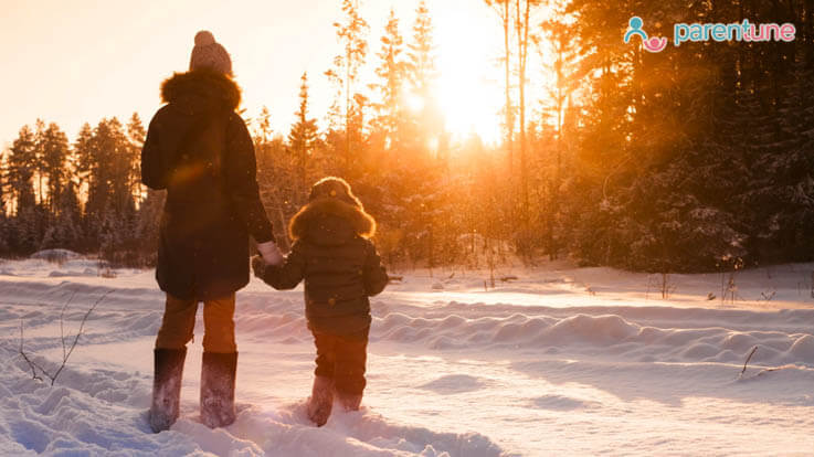 8 Picnic ideas for your child this winter