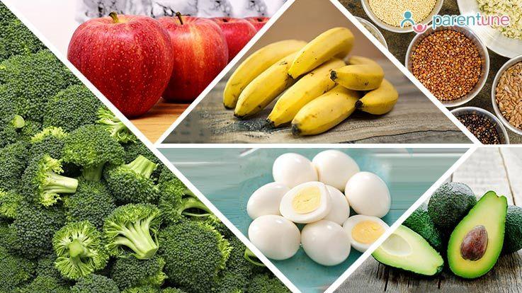 8 मंथ प्रेगनेंसी डाइट चार्टप्रेगनेंसी आहार प्लान क्या खाएं और क्या न खाएं