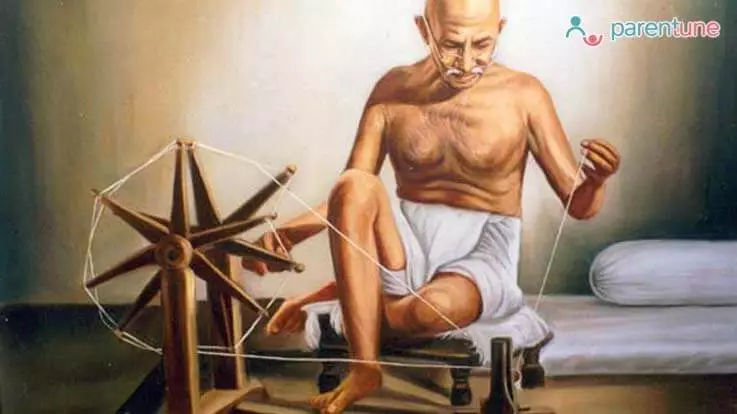A Centurys Travel from the Dhoti to Denims Is Gandhi a Figure or a Thought