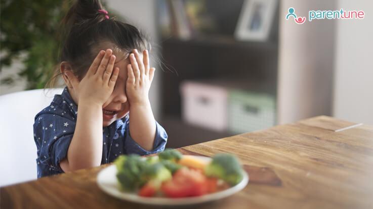 आपका बच्चा खाना खाने में आनाकानी करता है तो आजमाएं ये मजेदार तरीके