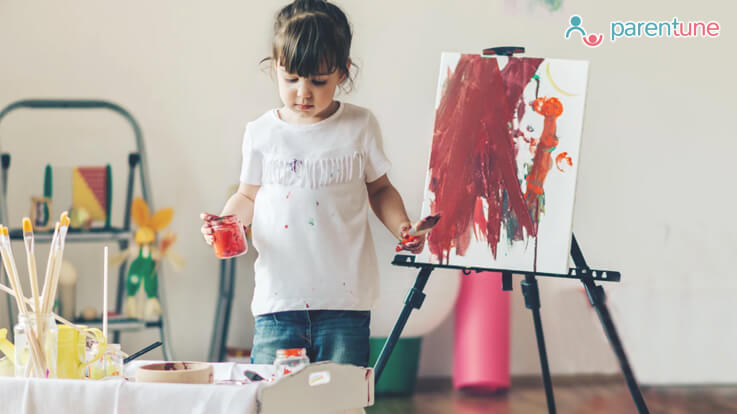 अपने बच्चे को व्यस्त रखने के आसान तरीके