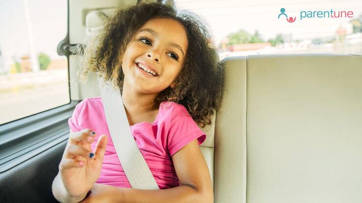 अपने बच्चे को कैसे सीखाएं कार मैनर्स