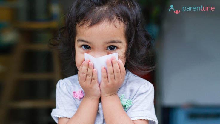 अपने बच्चे को सुरक्षित रखें इन प्रमुख एलर्जी से
