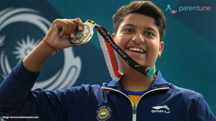 एशियाड गेम्स में 15 साल के सिल्वर विजेता शार्दुल की सक्सेस स्टोरी
