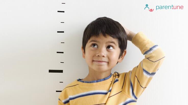 बच्चों की हाईट बढ़ाने के लिए ये हैं आसान टिप्स