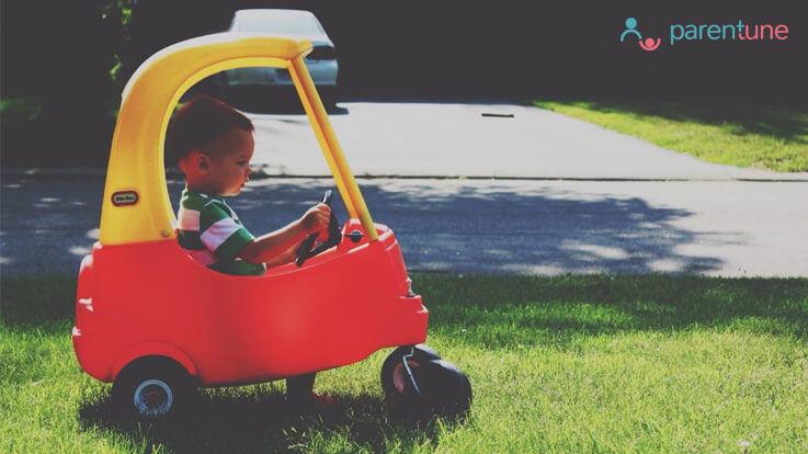 बच्चे के लिए ट्वॉय कार खरीदने से पहले जान लें इन बातों को