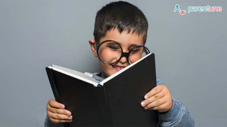 बच्चे से करवाएंगे ये 7 एक्सरसाइज तो जल्द उतर जाएगा चश्मा