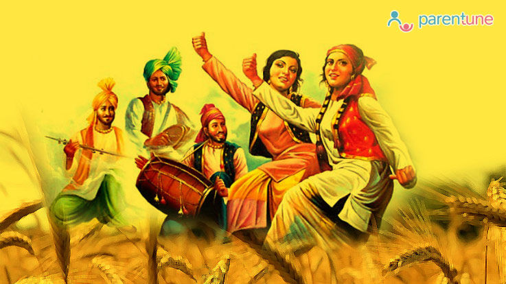 Baisakhi Teach Your Child Its Cultural Significance