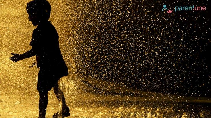 बारिश में भींग जाए बच्चे तो ये काम जरूर करें