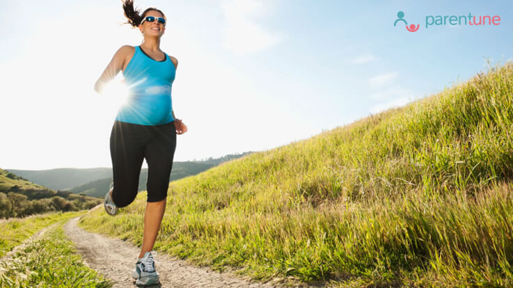 Benefits And Challenges Of Running During Pregnancy