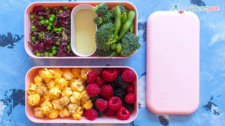 Bento Box Lunch Ideas For Your Child