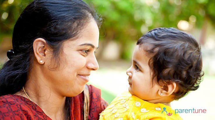 बात करने से बच्चे जल्दी सीखते है बोलना