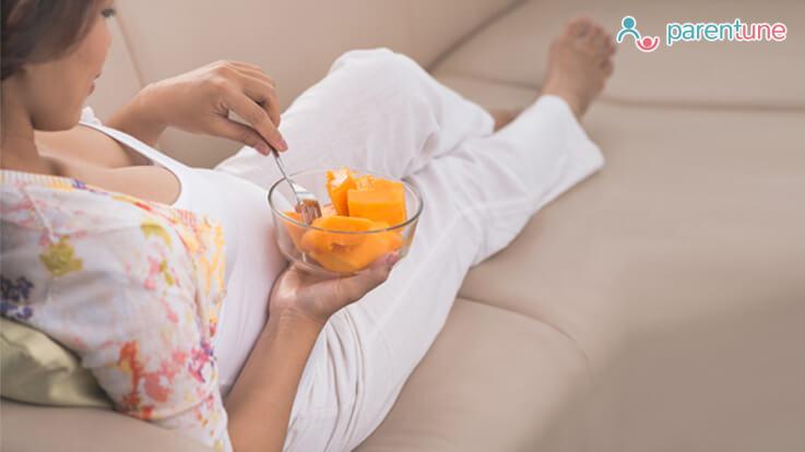 क्या गर्भावस्था मे पपीता खाना सुरक्षित है