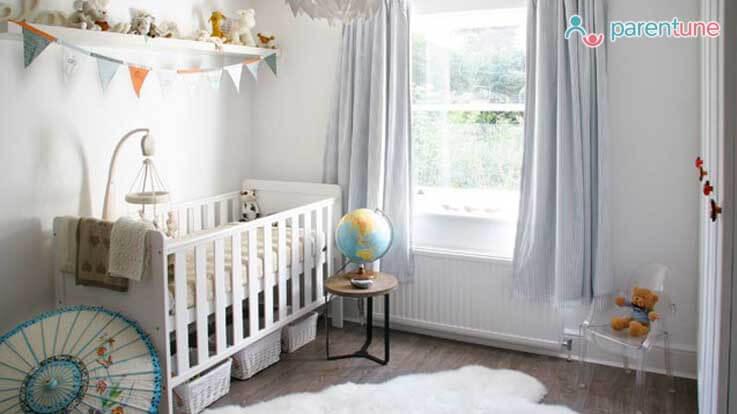 कुछ इस तरह से तैयार करें अपने घर को आपके बच्चे के आने के पहले