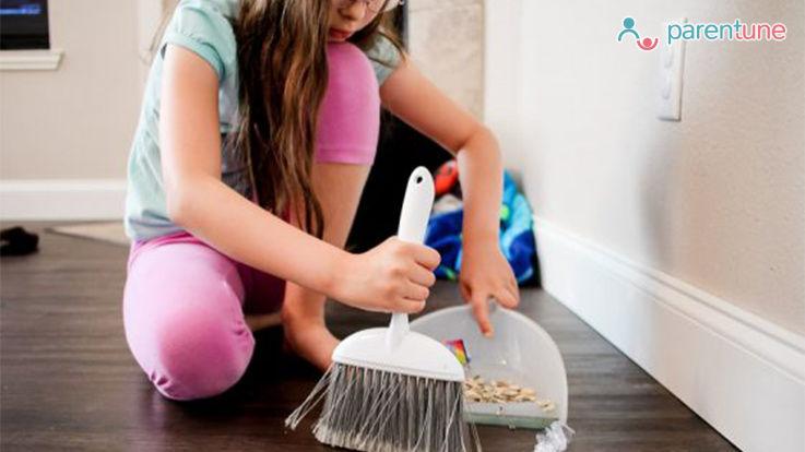 बच्चों में ऐसे डालें सफाई की आदत जानें इसके दूरगामी लाभ