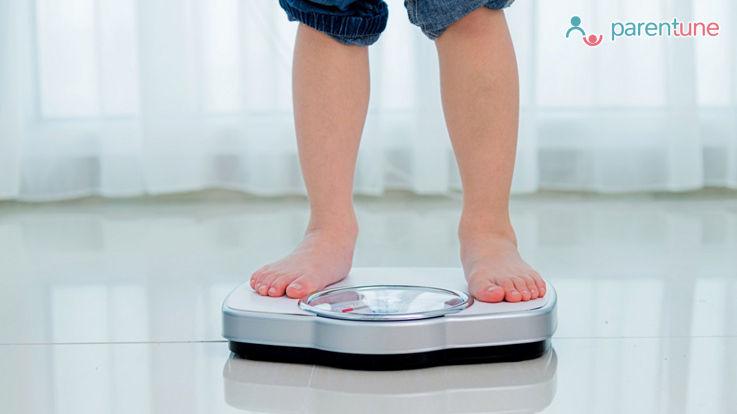बच्चो के वजन से जुड़ी कुछ खास टिप्स