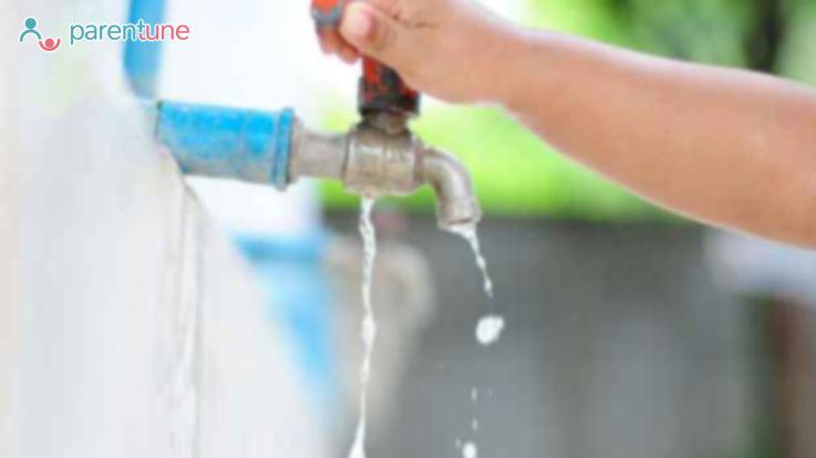 अपने बच्चो को पानी का मूल्य बताएं
