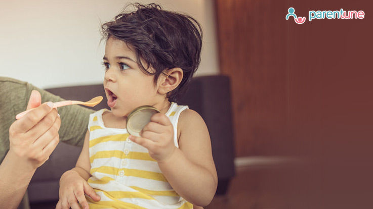 Brain Foods For Babies 4 Key Nutrients to Boost Babys Brainpower