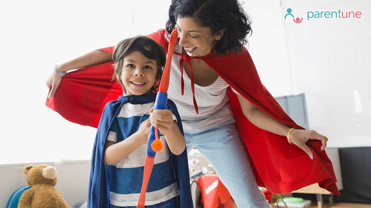 Build Great Communication Skills In Your Child With These Activities