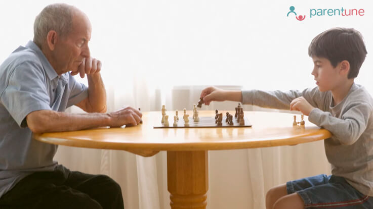 चैस खेलने से क्या वाकई होता है बच्चो का दिमाग तेज़ और जानें