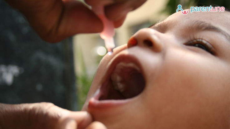 Cholera Disease in Babies Causes Treatment Vaccine Side Effects