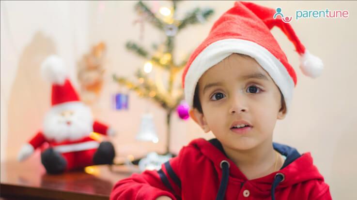 क्रिसमस से जुड़े ये 5 संदेश अपने बच्चे को जरूर बता दें