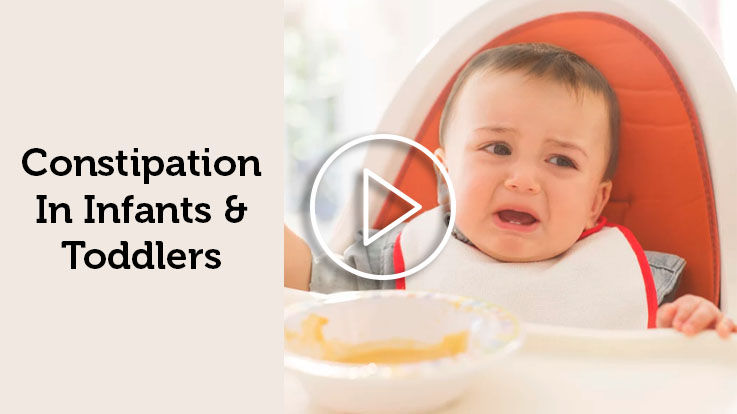 Constipation In Infants Toddlers Prevention Tips