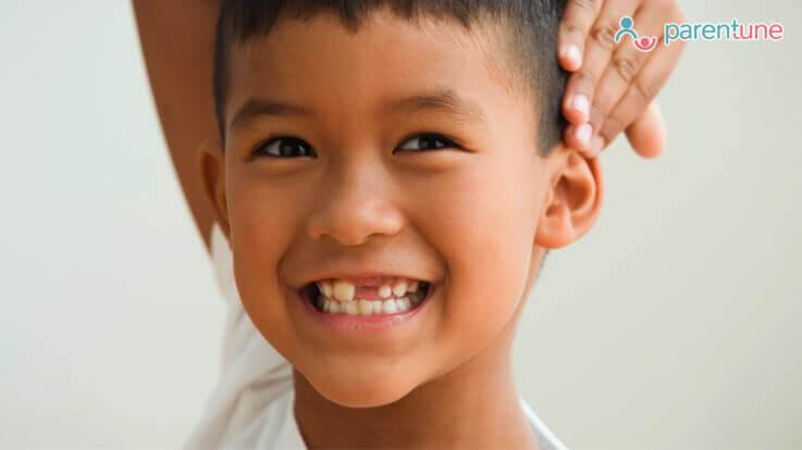 दांत स्वस्थ रखने के लिए बच्चे क्या खाएं व क्या नहीं