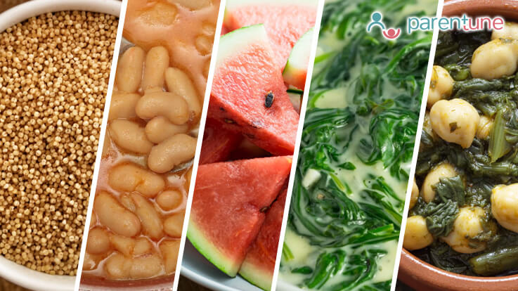 Dealing With Anaemia The Vegetarian Way