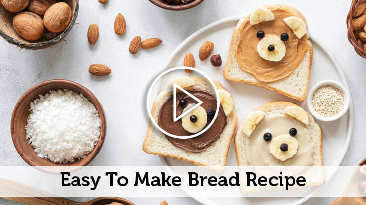 Easy To Make Bread Recipe
