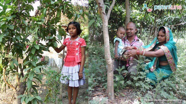 एक गांव जहां बेटी के जन्म लेने पर लगाए जाते हैं पेड़