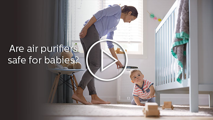 Are Air Purifiers Safe For Babies An Expert Advice