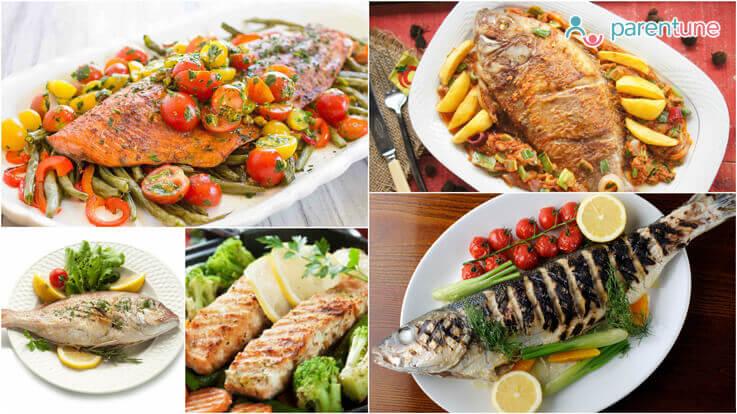 क्या गर्भावस्था में मछली का सेवन लाभदायक है