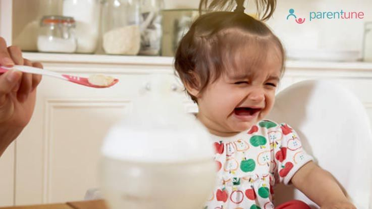 Food Allergies In Your Toddler Know The Signs Cure
