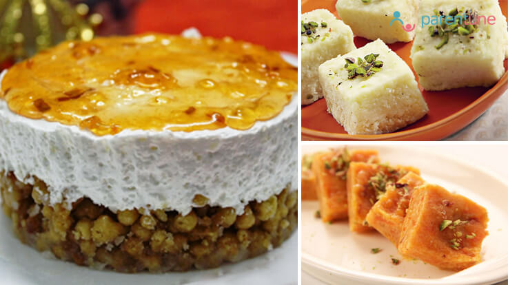Get innovative with your sweets this Dussehra