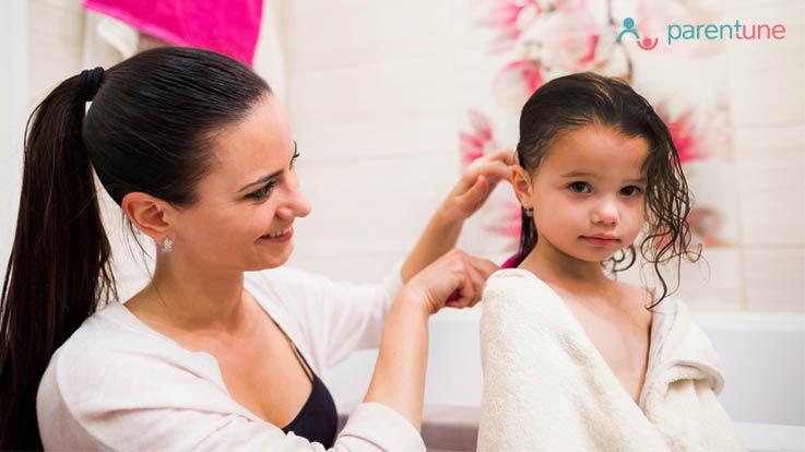 घरेलू उपचार अपने बच्चे के बालों के जुओं के लिए