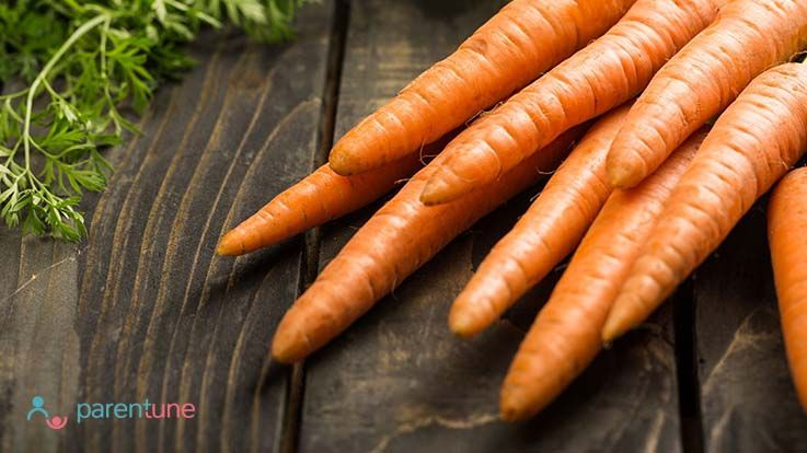 Healthy Carrot Recipes For Your Child