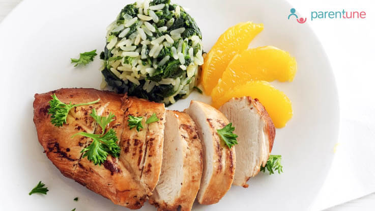 10 Healthy Chicken Recipes Its Benefits for Children