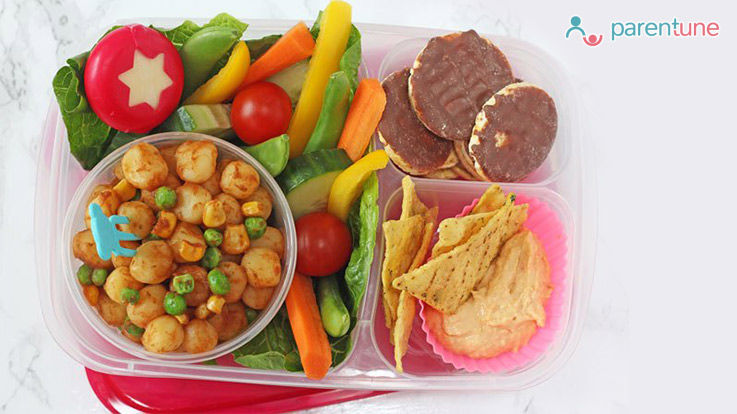 Healthy Lunch Box Recipes For Your Child