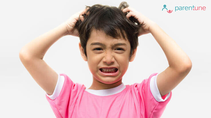 Home Remedies For Dandruff In Your Child