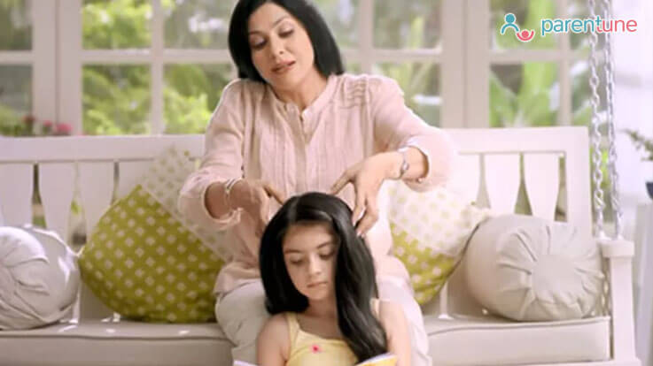 Home Remedies To Strengthen Your Childs Hair